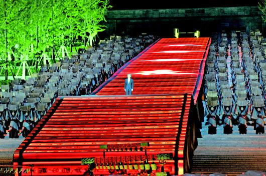 在继曲阜春晚分会场,青岛上合峰会之后,再度让儒家文化及孔子故里济宁