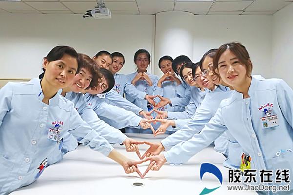 烟台山医院心胸外科护士