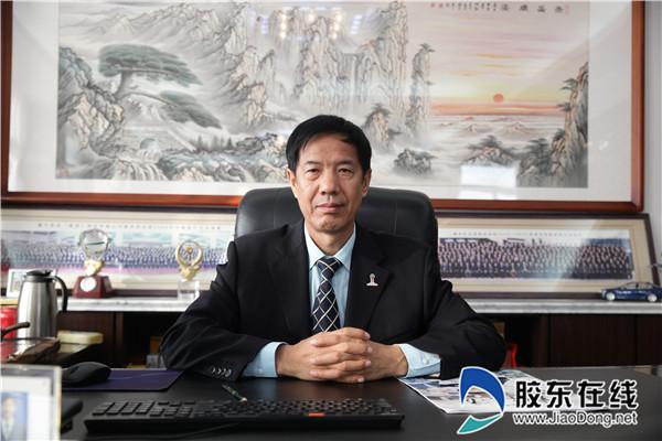烟台连峰李英占生活照