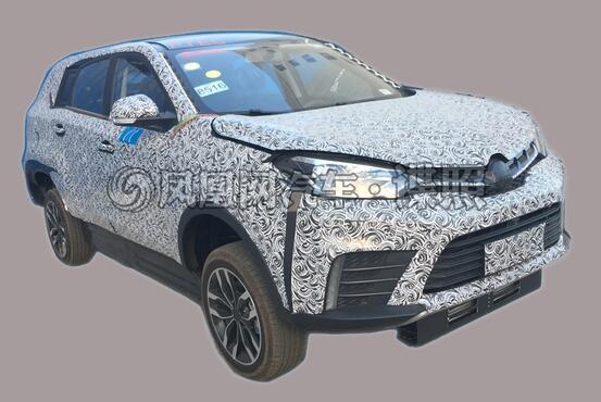 上汽MG将推两款全新SUV