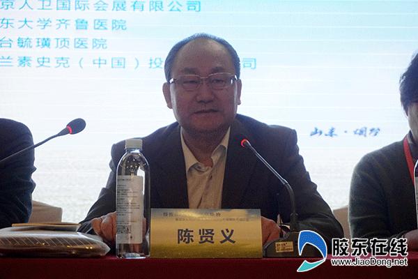 3.我国著名疾病控制和健康管理专家陈贤义教授