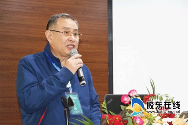 烟台毓璜顶医院副院长于国平先生致辞