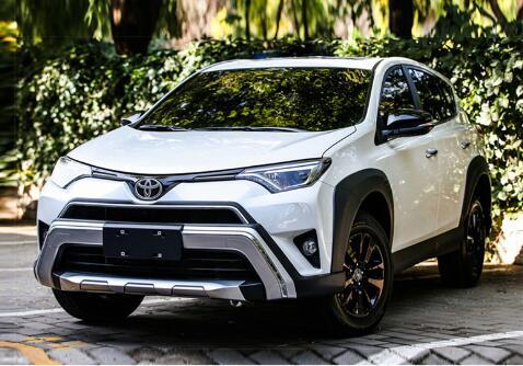 丰田新SUV体验 更具硬派情怀