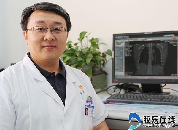 烟台毓璜顶医院脊柱外科副主任吕宏琳