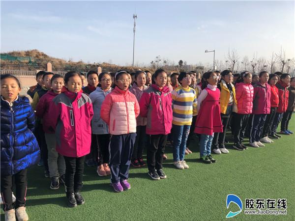 """曹家庄小学举行""""唱响核心价值""""合唱比赛"""