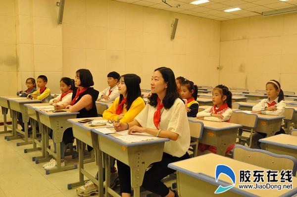 """第八小学开展""""我和我们的中国梦""""演讲比赛2"""