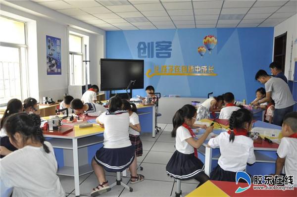 文化路小学:创客教育,硕果累累