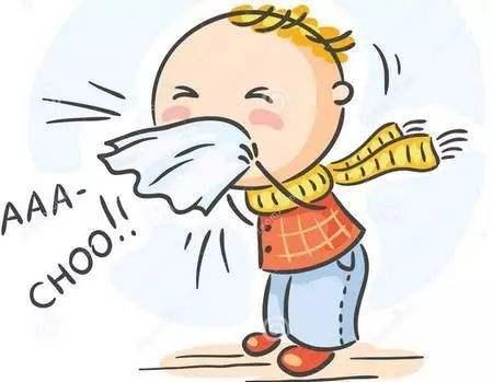 """警惕冬季流感 如何保护自家娃不""""中招"""""""