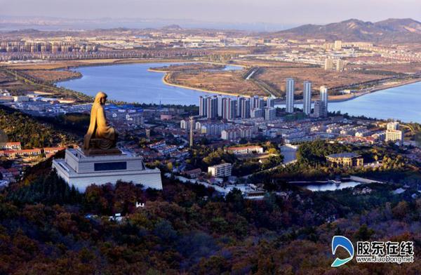 胶东在线 旅游 旅游综合资讯       威海赤山风景区,位于山东半岛最东