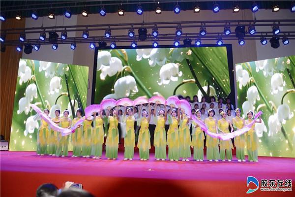 烟台三中科技艺术节完美落幕2