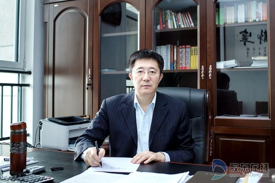 烟台高新区工委书记、管委主任于东