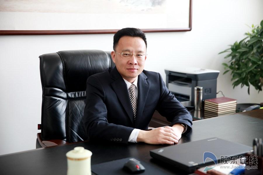 海阳市委书记刘宏涛