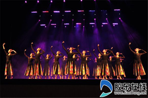烟台艺术学校举办第二十九届校园文化艺术节