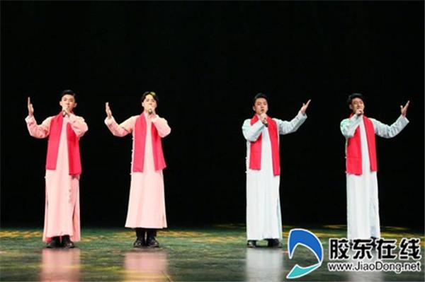 烟台艺术学校举办第二十九届校园文化艺术节1