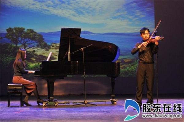 烟台艺术学校举办第二十九届校园文化艺术节3