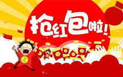 """互联网巨头抢占""""春节红利"""""""