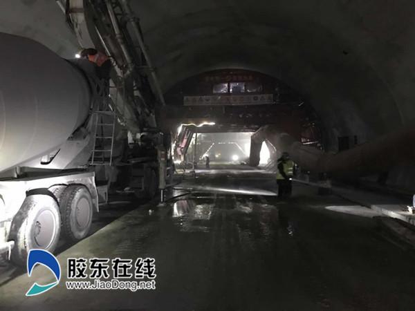 塔山南路胜利南路至山海路标段隧道施工3_副本