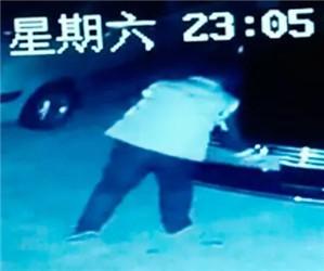 一夜间30余副车牌被盗 芝罘公安跨区抓获嫌疑人