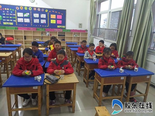 第八小学正式开启晚托活动_副本