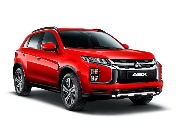 三菱SUV颜值动人 官图发布