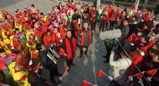纪录片部落-纪录片从业者门户:龙口四季快闪纪录片《我和我的祖国》开拍