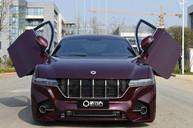 """氢能乘用车""""格罗夫""""全球首发 于上海车展亮相"""