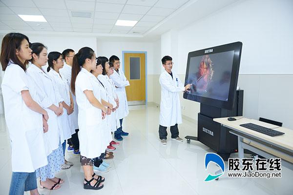毓璜顶医院3d解剖教学