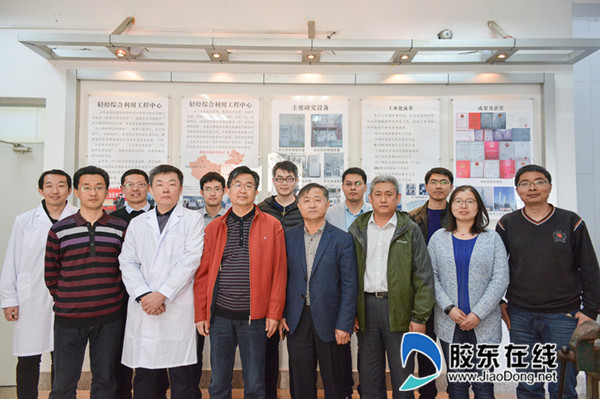 """烟台大学""""黄大年式教师团队"""" 获国家专利金奖"""
