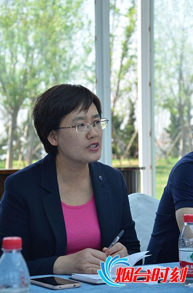 张波副市长座谈会讲话