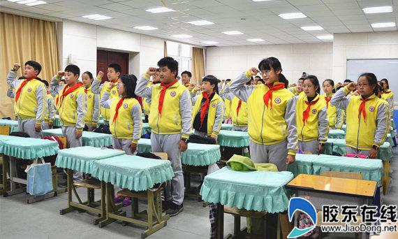 """中海知孚里""""新雷锋日记""""宣讲走进葡萄山小学"""