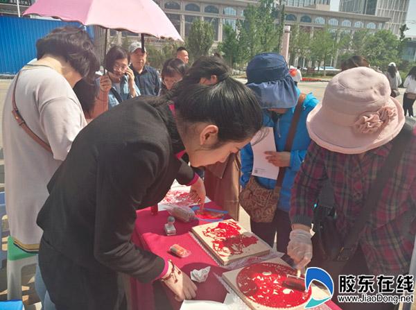 市民参加博物馆日活动
