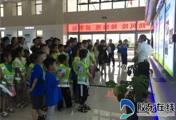 """莱阳""""环保小军团"""" 打响环境保卫战"""