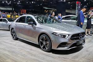 售29.98万元 奔驰A 220 L 4MATIC上市