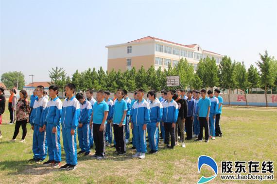 驿道中学积极开展暑假安全教育系列活动6
