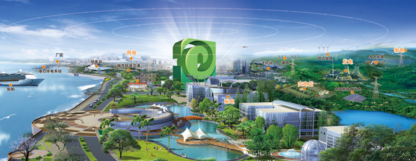2-东方电子业务领域图
