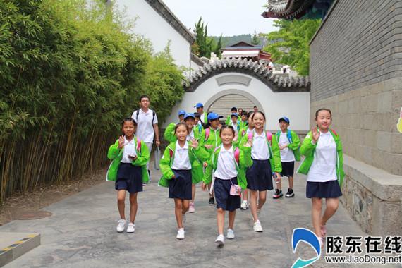 国珍少年 航天未来--2019国珍希望小学夏令营4