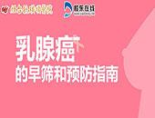 图解丨防治乳腺癌注重早筛早诊