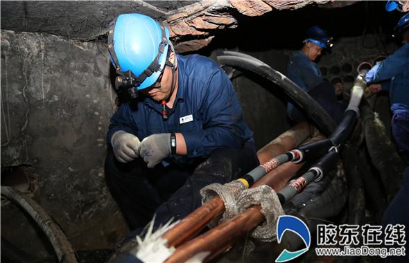 烟台境内受台风影响故障线路、用户全部恢复供电