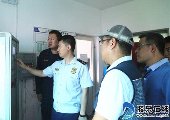 福山消防深入辖区社会单位开展消防安全检查