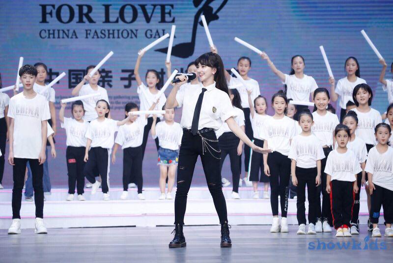宋思雨:为爱发声,助力中国首席少儿模特大赛