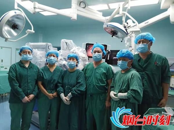 妇科侯建青手术团队
