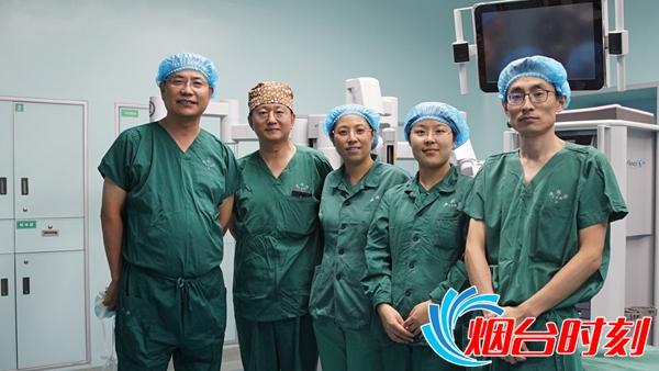 胃肠外一科姜立新手术团队