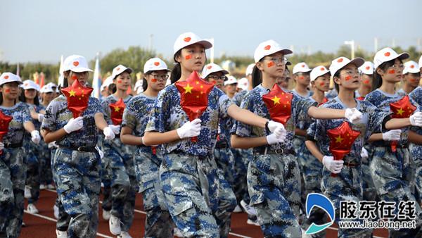 烟台三中举行第十一届体育文化节5