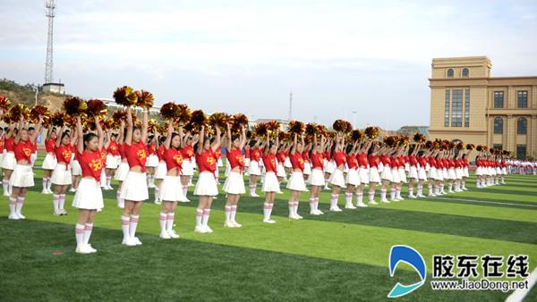 烟台三中举行第十一届体育文化节6