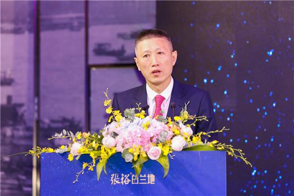 张裕公司董事长周洪江