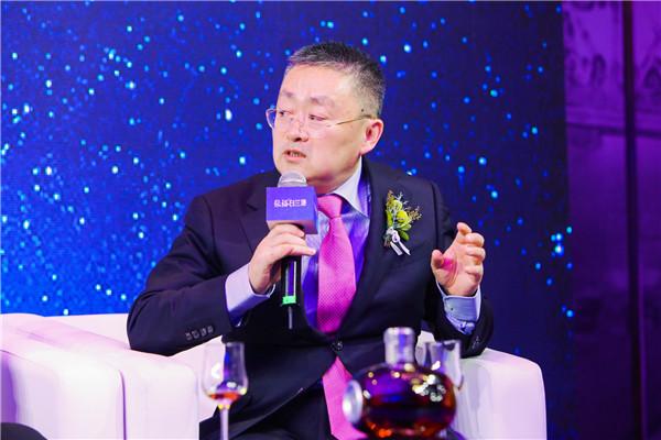 张裕股份公司总经理孙健
