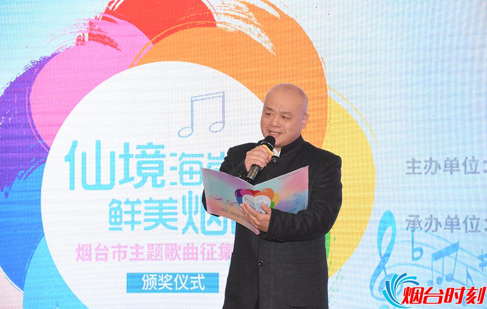 烟台市朗诵家协会郭林朗诵歌词类二等奖作品,由张月涛创作的《你是我的向往》。