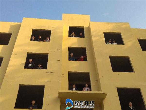青岛一中学子赴地震科普教育基地参观学习
