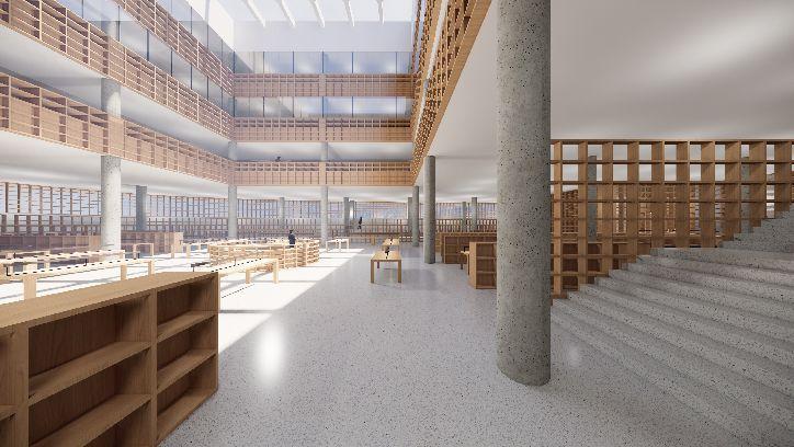 中央美术学院青岛校区最新进展来了 这波效果图太震撼