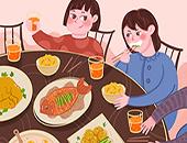 图解丨春节健康吃喝攻略:远离节日病 健健康康过新年